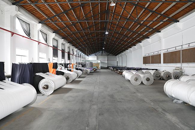工厂产品设施